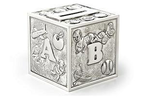 Alphabet Money Bank