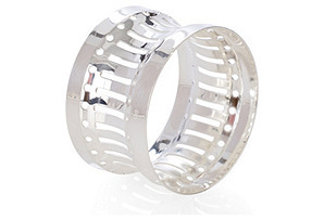 Pierced Napkin ring