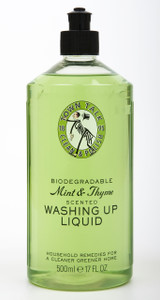 Mint & Thyme Washing up Liquid