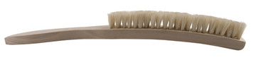 Silver Filigree Cleaning Brush