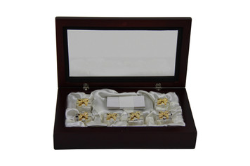 Place Card Holder Gift Box Design