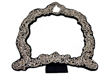 Table Mirror English Sterling 1903
