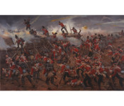 The Art of Don Troiani - Battle of New Orleans 1815