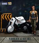 Nutsplanet - Violet & GC-B1 - SALE
