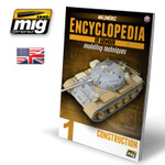Ammo of MIG Encyclopedia of Armor Modelling Techniques Vol. 1 – Construction