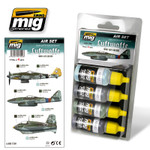 Ammo of MIG Luftwaffe WWII Late Colors