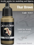 Scale 75 Thar Brown Paint
