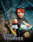 Scale 75: Busts - Jessica Thunder