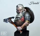 Heroes & Villains Miniatures -  Harald