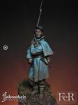 FeR Miniatures: Faherenheit Miniature Project - 54th Massachusetts Volunteer Infantry Regiment, 1863-1865