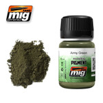 Ammo of MIG Army Green Pigment