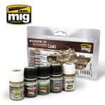 Ammo of MIG German Camouflage Weathering Set