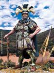 Andrea Miniatures: Classics In 90MM - Roman Centurion, 50 B.C.