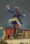 Andrea Miniatures: Classics In 90MM - Black Beard