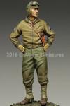 Alpine Miniatures - US 3rd AD Staff Sergeant