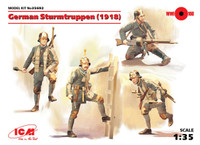 ICM Models German Sturmtruppen 1918