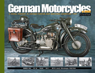 Ampersand Publishing German Motorcycles of WWII