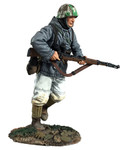 Wm. Britain German Volksgrenadier In Parka Running With K-98, No.1