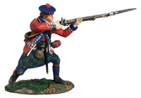 Wm. Britain British 42nd Royal Highland Regiment Standing Firing No.1