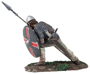"Wm. Britain ""Alwin"" Saxon Shield Wall Defender No.3"