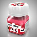 Wilder - Quick Mask - Red