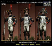 Best Soldiers - The Grenadier of Imperial Guard - 1809