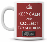 Wm. Britains Keep Calm Coffee Mug