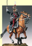 Pegaso Models Mounted Officer - 1st Regt. Polish Lancers (Discontinued, 1 Only, )