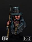 FeR Miniatures - Captain Ahab