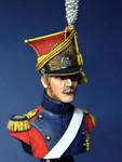 Nemrod Buste de Chevau-Legers Lanciers de la Garde