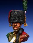 Nemrod Buste de Chasseur a cheval de la Garde