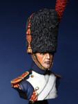 Nemrod Buste de Grenadier a cheval de la Garde