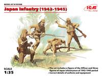 ICM Models - Japanese Infantry, 1942-1945