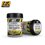 AK Interactive Diorama Series: Terrains Neutral Texture for Earth Acrylic
