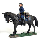 Wm. Britain Federal Infantry Officer Mounted