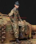 Alpine Miniatures - Waffen SS Tiger Crew - SALE