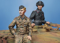 Alpine Miniatures - Waffen SS Tiger Crew Set