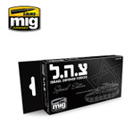Ammo of MIG - Israeli Defense Forces (IDF) Special Edition