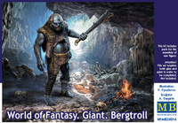 Master Box Models - World of Fantasy: Giant Bergtroll