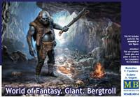 Master Box Models - World of Fantasy: Giant Bergtroll