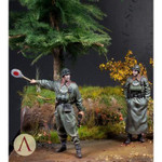 Scale 75 - Barbarossa. Feldgendarmerie, BMW R75