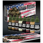 Scale 75 - U. S. Army and Marines Paint Set