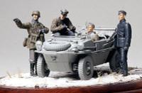 Tamiya German Panzer Division Frontline Recon Team