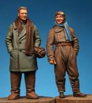 Model Cellar - WWI German Two Seater Pilot & Observer