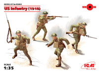 ICM Models US Infantry, 1918