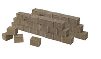 Wm. Britain - Biscuit Box Wall Sections
