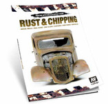 Vallejo 	Rust & Chipping Techniques Book