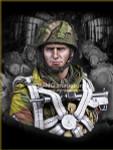 Young Miniatures - British Paratrooper, Operation Market Garden 1944