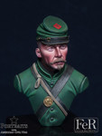 FeR Miniatures: Portraits of the Civil War - 1st United States Sharpshooters, 1864