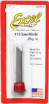 Excel Hobby - #13 Fine Saw Blades